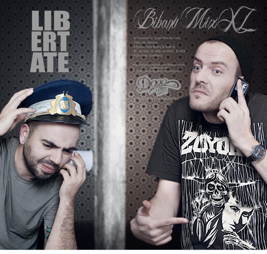 Bibanu - Libertate