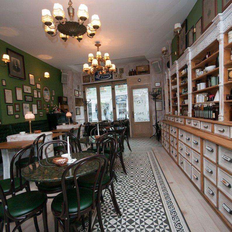 Pharmacy cafe Brasov