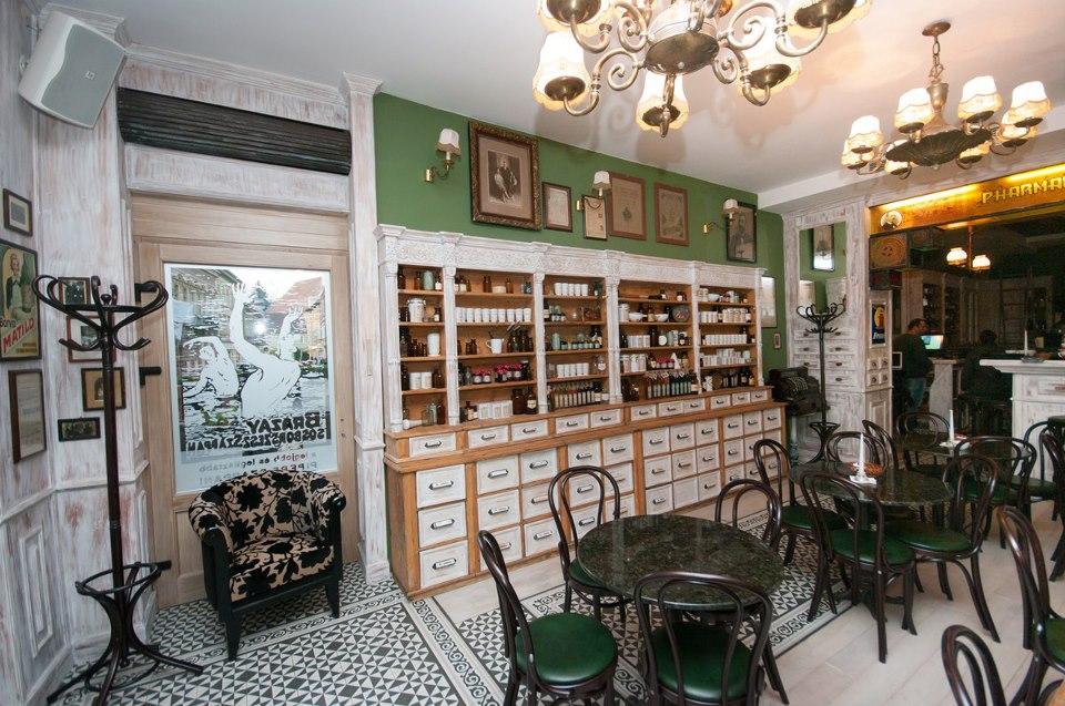 Dr Jekelius cafe Brasov