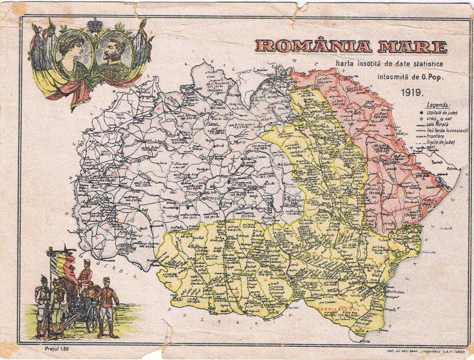 Romania Mare 1919